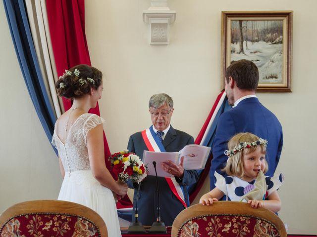 Le mariage de Grégory et Adeline à Bois-Guillaume, Seine-Maritime 34