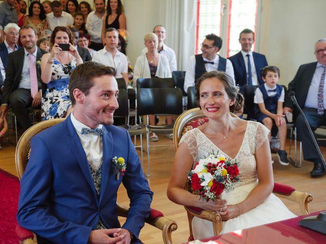 Le mariage de Grégory et Adeline à Bois-Guillaume, Seine-Maritime 36