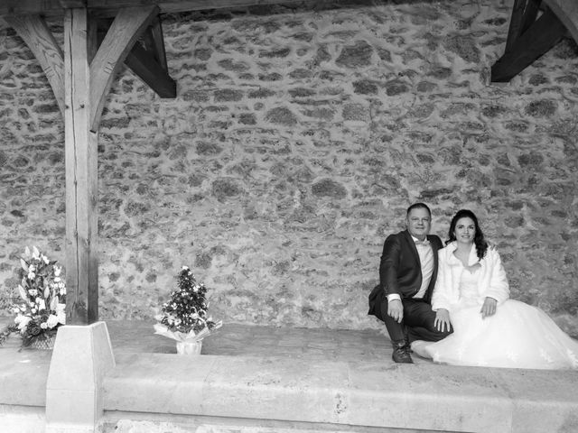 Le mariage de Thomas et Sabrina à Gometz-la-Ville, Essonne 2