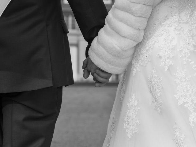 Le mariage de Thomas et Sabrina à Gometz-la-Ville, Essonne 3