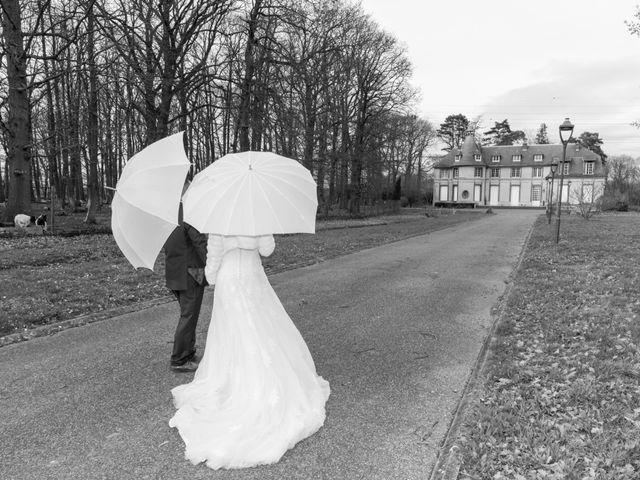 Le mariage de Thomas et Sabrina à Gometz-la-Ville, Essonne 4