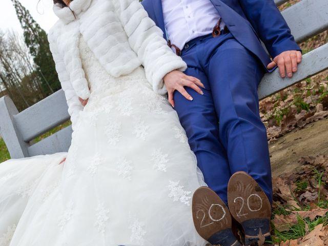 Le mariage de Thomas et Sabrina à Gometz-la-Ville, Essonne 5