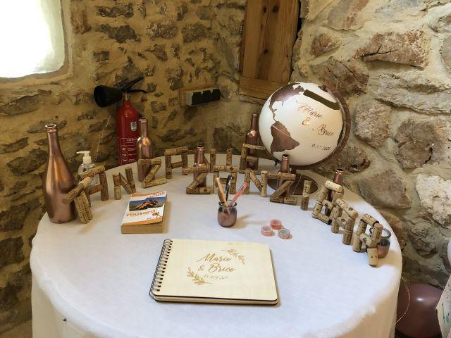 Le mariage de Brice et Marie  à Lançon-Provence, Bouches-du-Rhône 4
