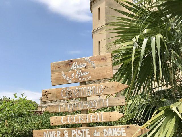 Le mariage de Brice et Marie  à Lançon-Provence, Bouches-du-Rhône 7