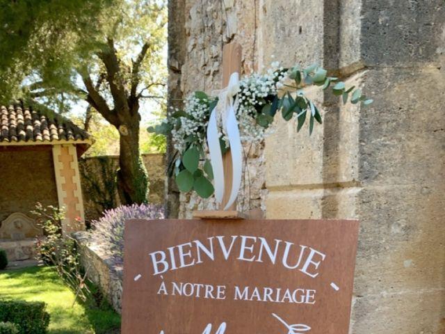 Le mariage de Brice et Marie  à Lançon-Provence, Bouches-du-Rhône 8