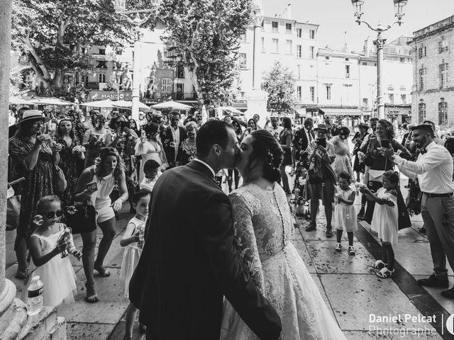 Le mariage de Brice et Marie  à Lançon-Provence, Bouches-du-Rhône 15