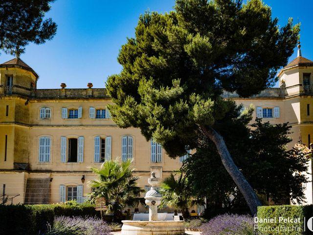 Le mariage de Brice et Marie  à Lançon-Provence, Bouches-du-Rhône 16