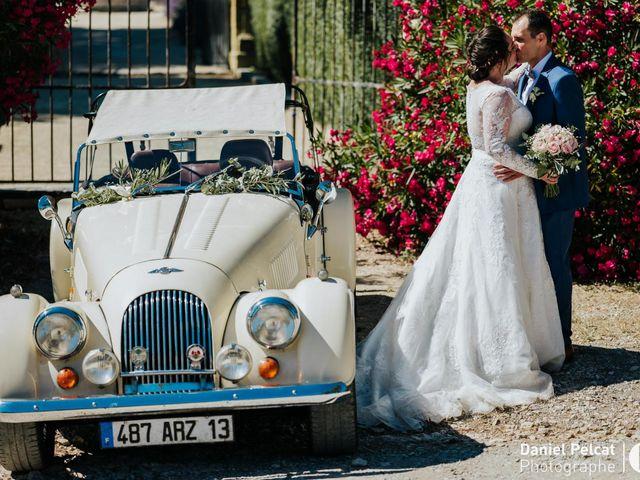 Le mariage de Brice et Marie  à Lançon-Provence, Bouches-du-Rhône 17