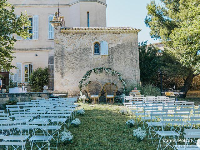 Le mariage de Brice et Marie  à Lançon-Provence, Bouches-du-Rhône 20
