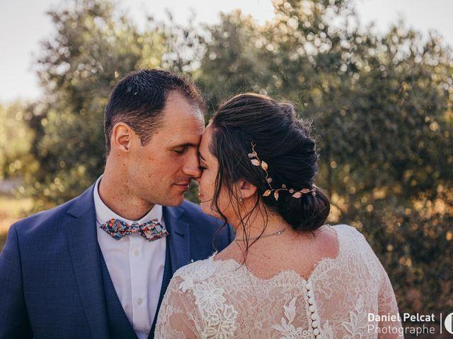 Le mariage de Brice et Marie  à Lançon-Provence, Bouches-du-Rhône 27