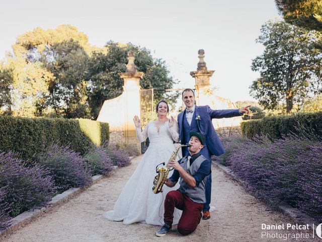 Le mariage de Brice et Marie  à Lançon-Provence, Bouches-du-Rhône 32