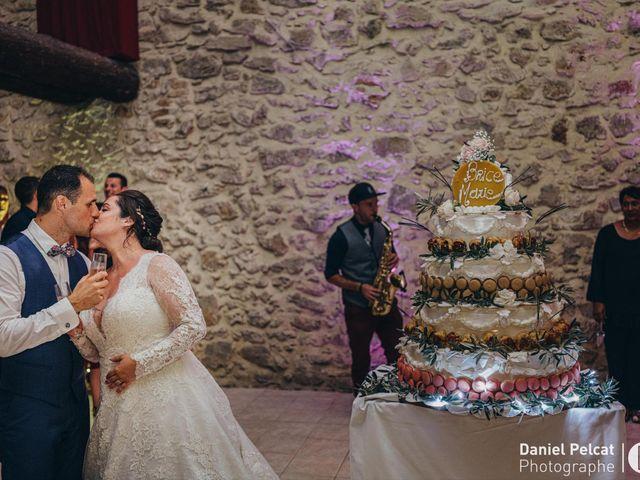 Le mariage de Brice et Marie  à Lançon-Provence, Bouches-du-Rhône 35