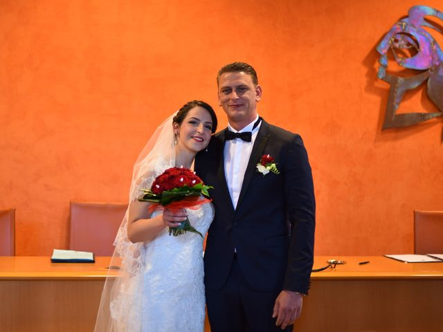 Le mariage de David et Marie-Hélène à Rouen, Seine-Maritime 9