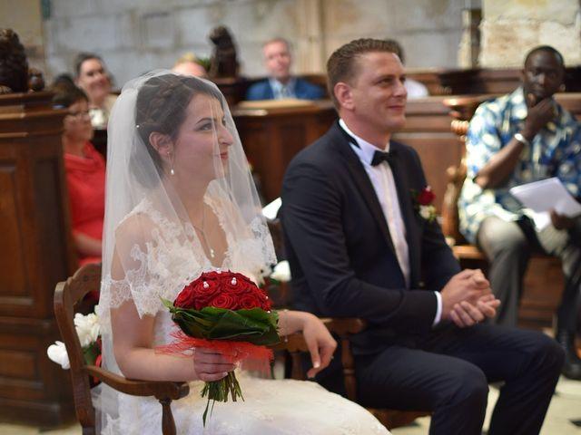 Le mariage de David et Marie-Hélène à Rouen, Seine-Maritime 12