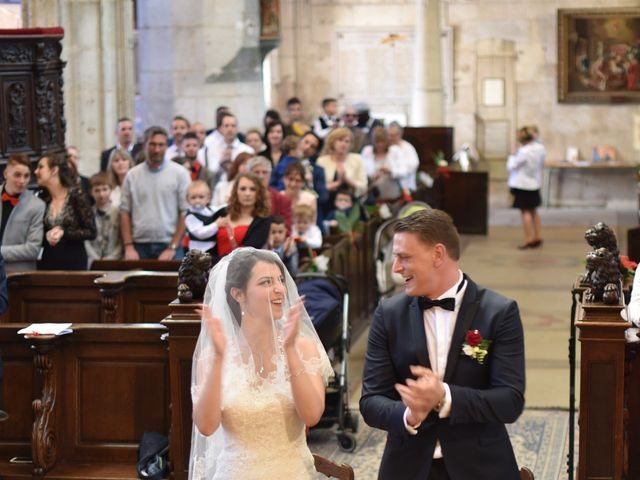 Le mariage de David et Marie-Hélène à Rouen, Seine-Maritime 14