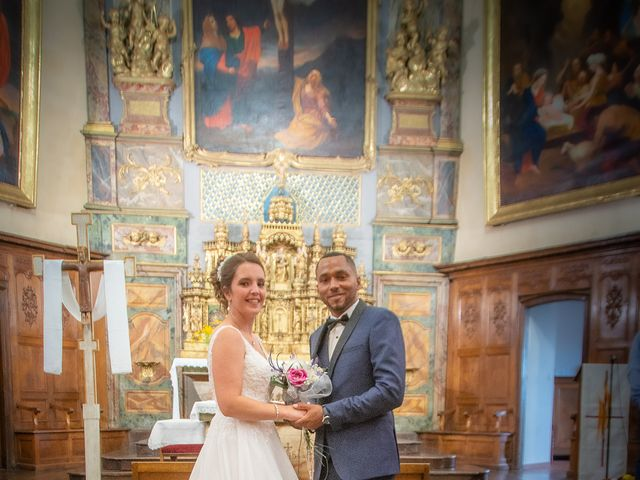Le mariage de Christopher et Marion à Aureilhan, Hautes-Pyrénées 12