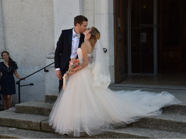 Le mariage de Kévin et Julie à Viry, Haute-Savoie 6