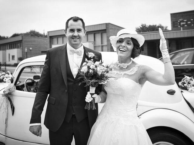 Le mariage de Edouard et Laurence à Saint-Riquier, Somme 7