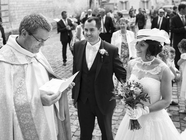 Le mariage de Edouard et Laurence à Saint-Riquier, Somme 15
