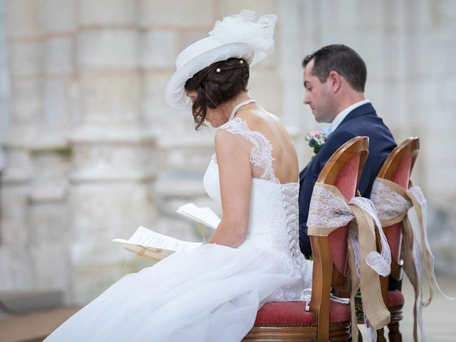 Le mariage de Edouard et Laurence à Saint-Riquier, Somme 17