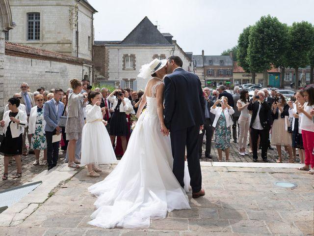 Le mariage de Edouard et Laurence à Saint-Riquier, Somme 21
