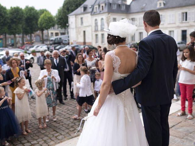 Le mariage de Edouard et Laurence à Saint-Riquier, Somme 23