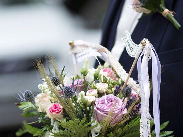 Le mariage de Edouard et Laurence à Saint-Riquier, Somme 25