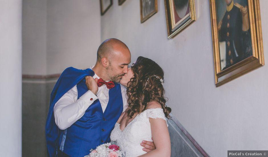 Le mariage de Jean-Côme et Margot à Lamastre, Ardèche