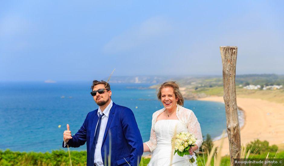 Le mariage de Xavier et Christina à Fréhel, Côtes d'Armor