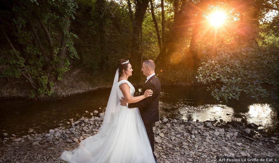 Le mariage de Eyup et Sarah à Entrecasteaux, Var