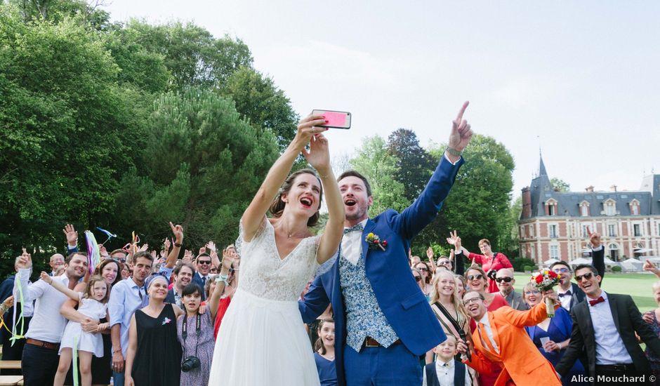 Le mariage de Grégory et Adeline à Bois-Guillaume, Seine-Maritime