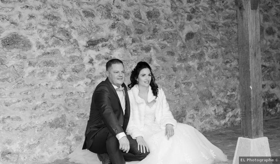 Le mariage de Thomas et Sabrina à Gometz-la-Ville, Essonne