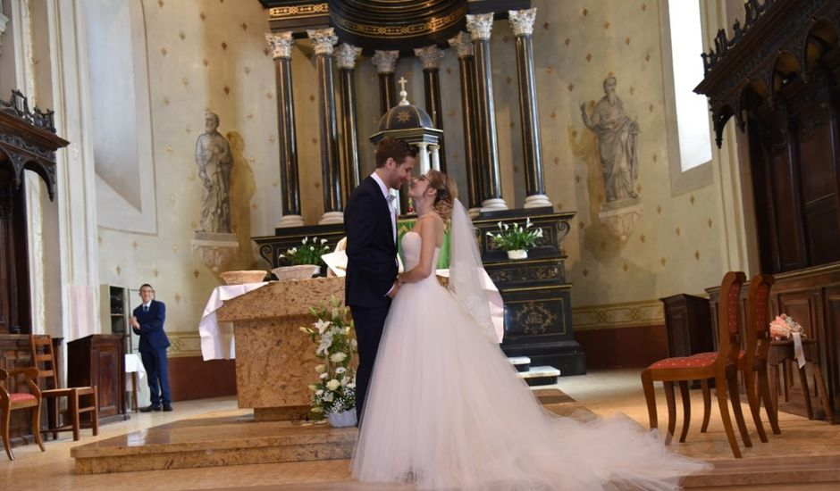 Le mariage de Kévin et Julie à Viry, Haute-Savoie