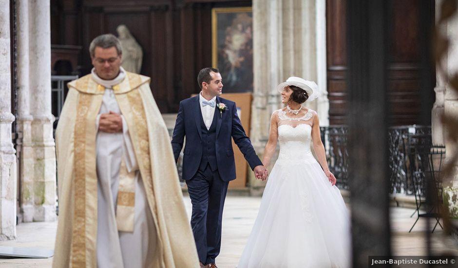 Le mariage de Edouard et Laurence à Saint-Riquier, Somme
