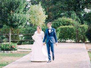 Le mariage de Laureen et Christophe