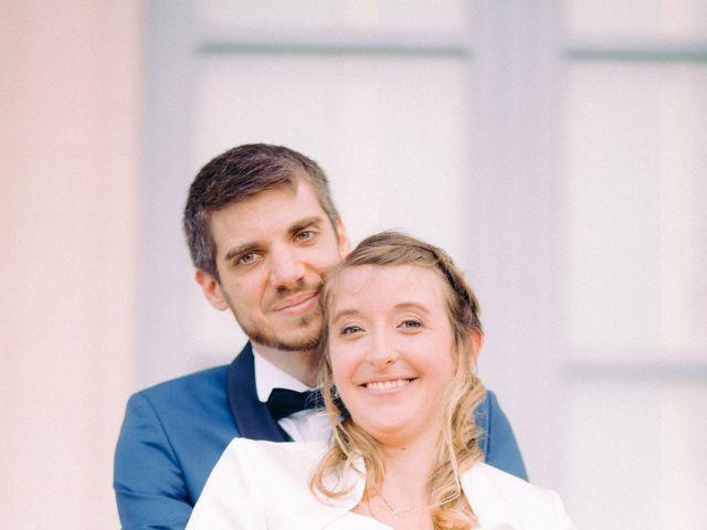 Le mariage de Christophe et Laureen à Fontenay-aux-Roses, Hauts-de-Seine 1