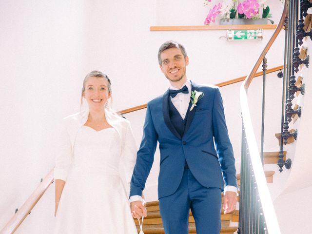 Le mariage de Christophe et Laureen à Fontenay-aux-Roses, Hauts-de-Seine 4