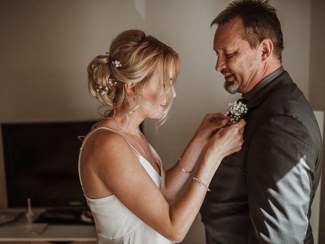 Le mariage de Gaël et Mélissa à Beaucaire, Gard 15
