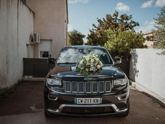 Le mariage de Gaël et Mélissa à Beaucaire, Gard 16