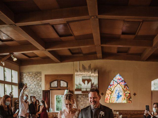 Le mariage de Gaël et Mélissa à Beaucaire, Gard 22