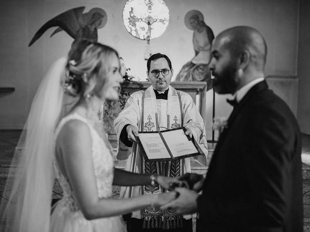 Le mariage de Gaël et Mélissa à Beaucaire, Gard 24