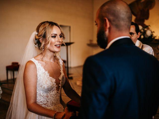 Le mariage de Gaël et Mélissa à Beaucaire, Gard 25