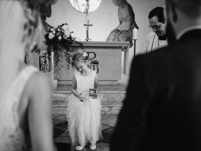 Le mariage de Gaël et Mélissa à Beaucaire, Gard 26