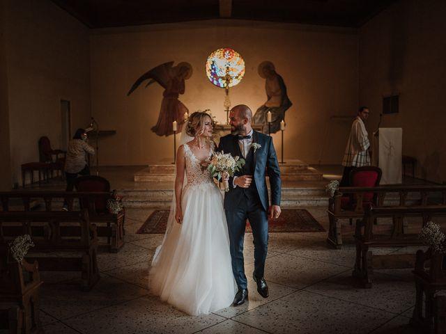 Le mariage de Gaël et Mélissa à Beaucaire, Gard 28