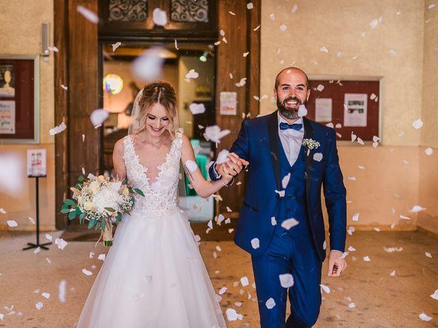Le mariage de Gaël et Mélissa à Beaucaire, Gard 30