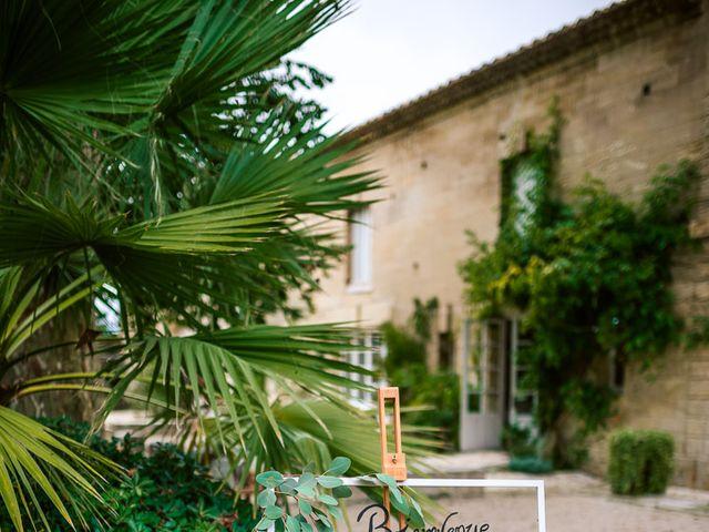 Le mariage de Gaël et Mélissa à Beaucaire, Gard 32
