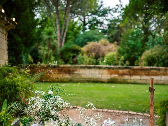 Le mariage de Gaël et Mélissa à Beaucaire, Gard 33