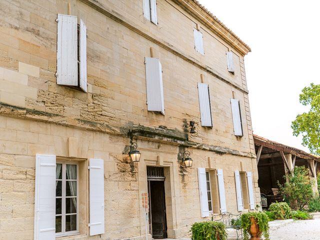 Le mariage de Gaël et Mélissa à Beaucaire, Gard 35