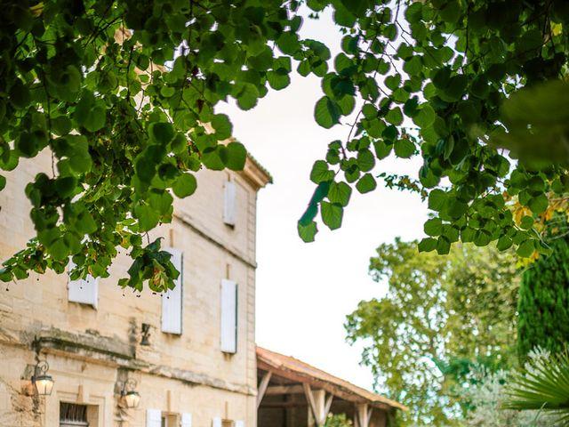 Le mariage de Gaël et Mélissa à Beaucaire, Gard 40