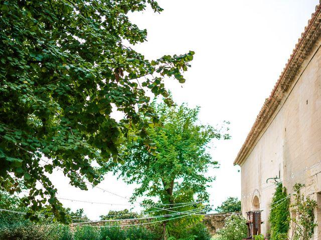 Le mariage de Gaël et Mélissa à Beaucaire, Gard 45